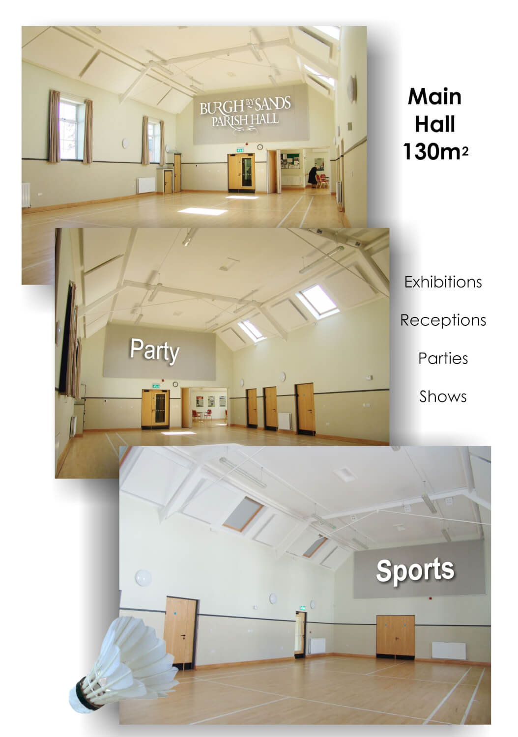 Hall Facilities 1
