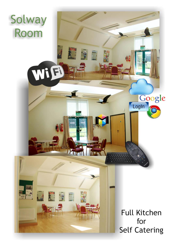 Hall Facilities 8
